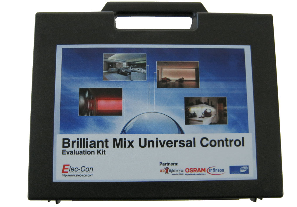 BRILLIANT MIX - The universal electronic control solution