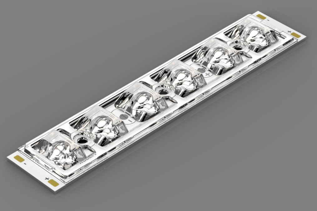 130x25,5 mm Street Light LED module