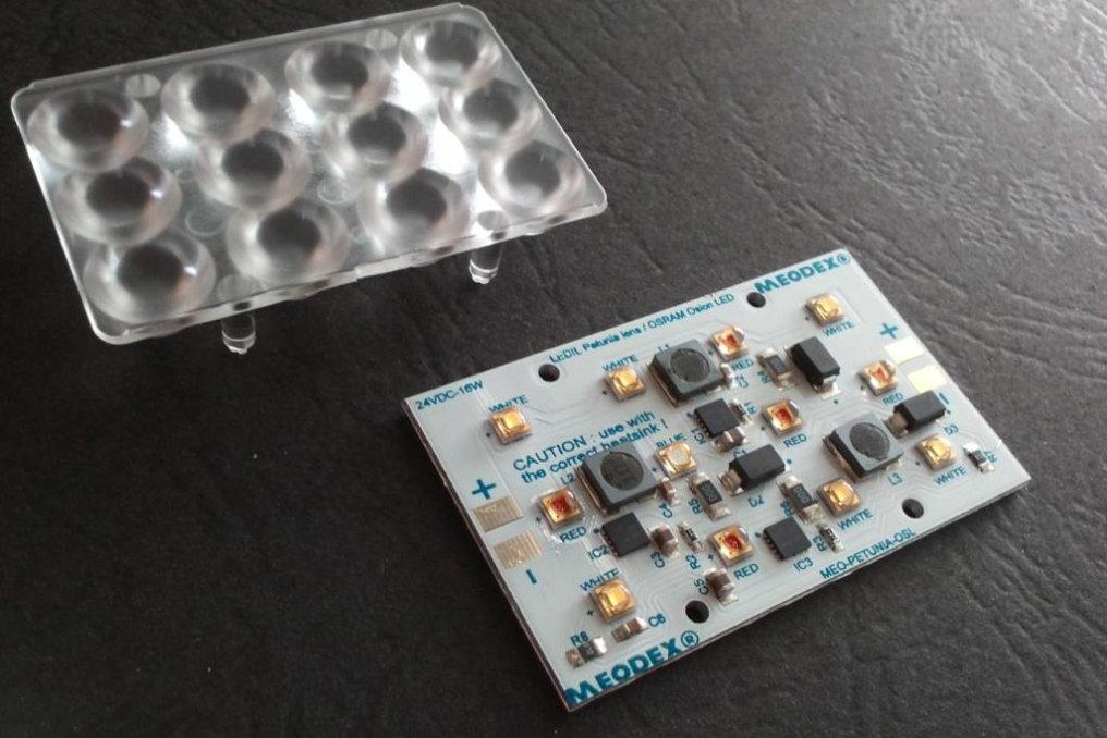 24V Multi Wavelengths Miniature LED Module by our partner MEODEX