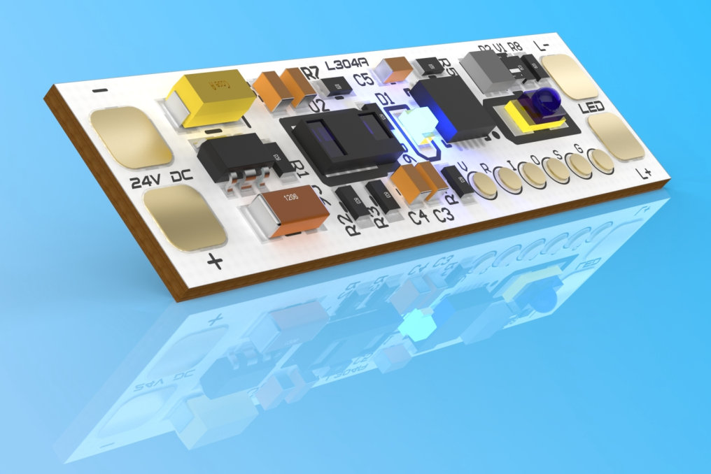 Make way for the new highlight from our partner CEZOS: ProxiDimmer LED driver