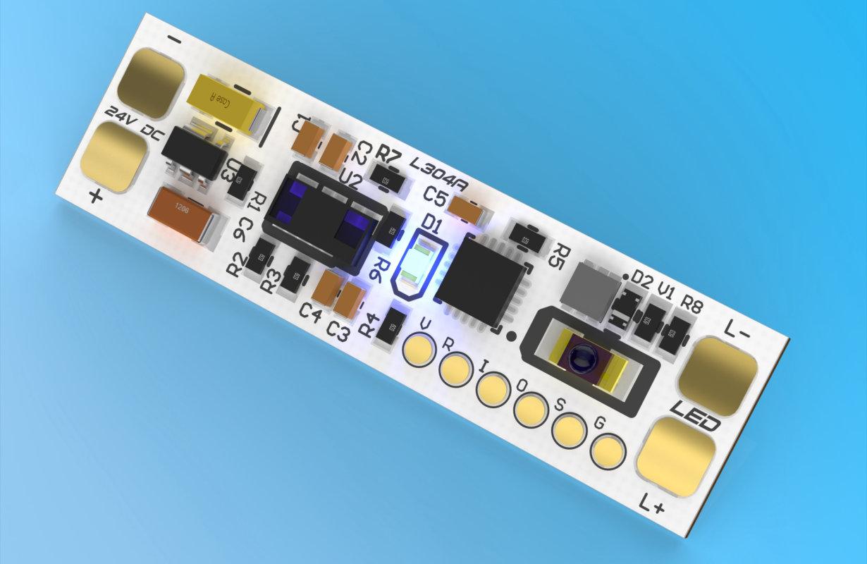 ProxiDimmer LED driver