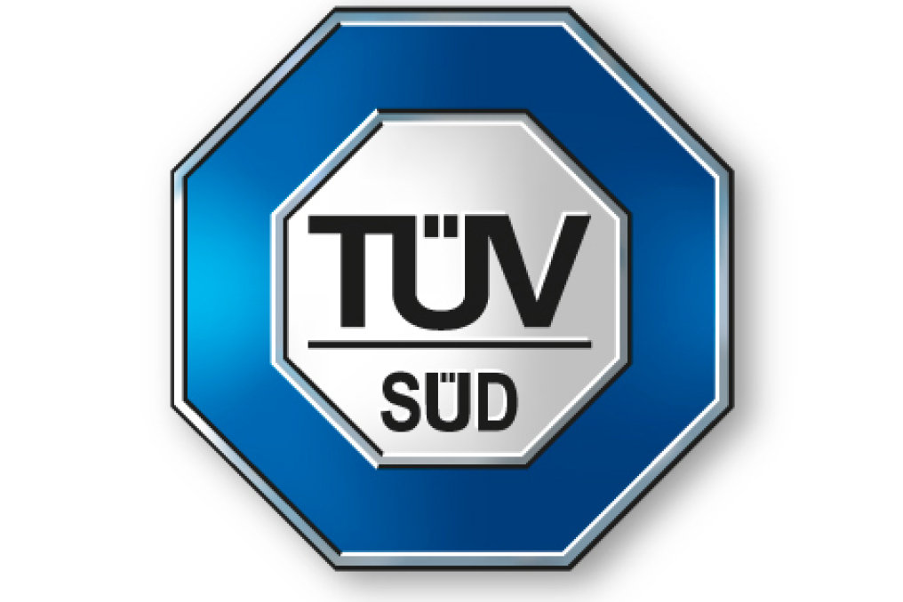 We are proud to announce our new service partner TÜV SÜD