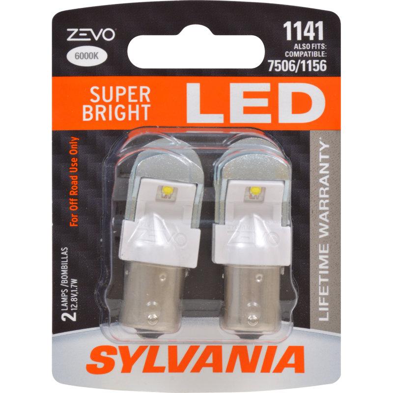 1141 (WHITE) LED Bulb - ZEVO