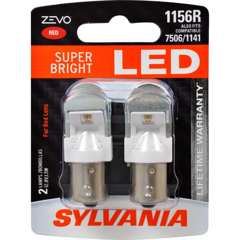 1156R (RED) LED Bulb - ZEVO