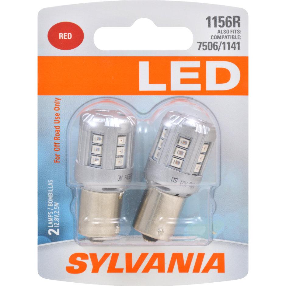 1156R (RED) LED Bulb