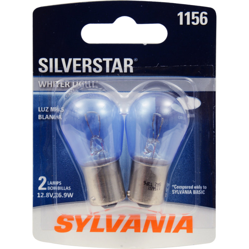 1156 Incadescent Bulb - SilverStar