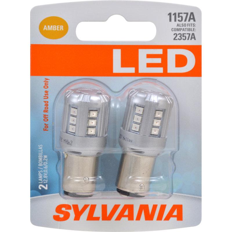 1157A (AMBER) LED Bulb
