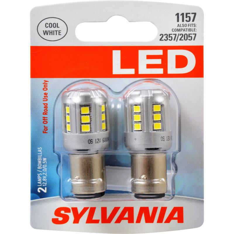 1157 (WHITE) LED Bulb