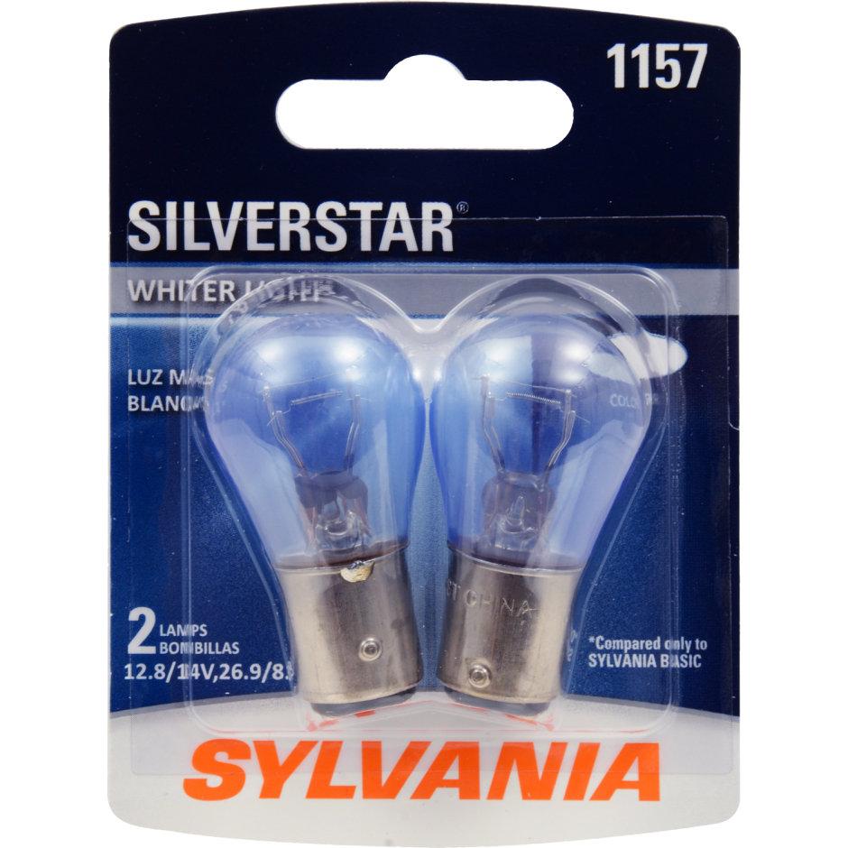 Bright Led Long Lasting Performance And Value Sylvania 1157 Syl Led Mini Bulb Sylvania