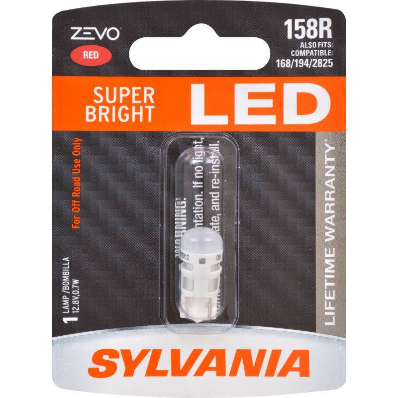 158R (RED) LED Bulb - ZEVO