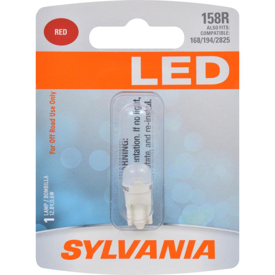 158R (RED) LED Bulb