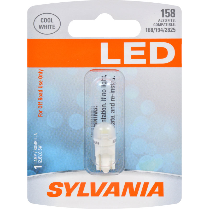 158 (WHITE) LED Bulb