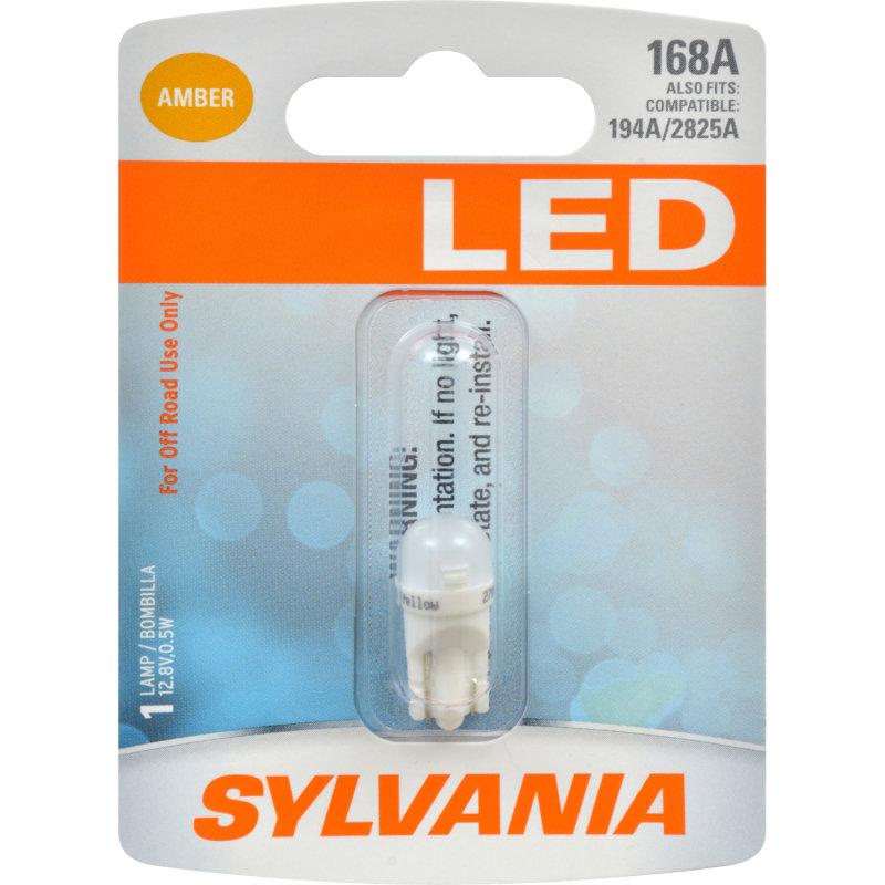 168A (AMBER) LED Bulb