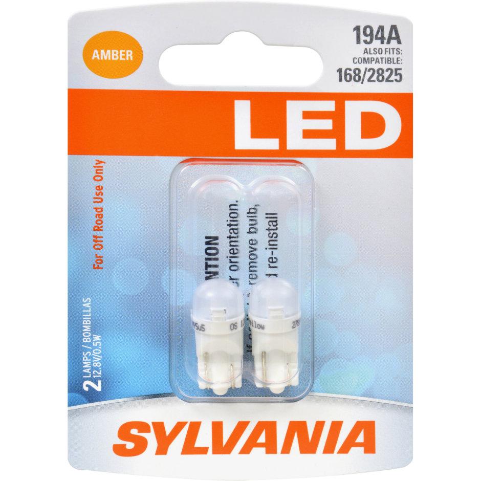 194A (AMBER) LED Bulb
