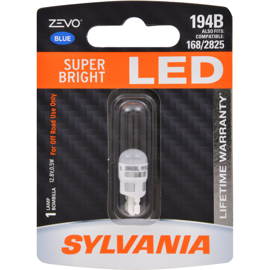 194B (Blue) LED Bulb - ZEVO