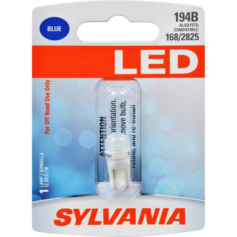 194B (Blue) LED Bulb