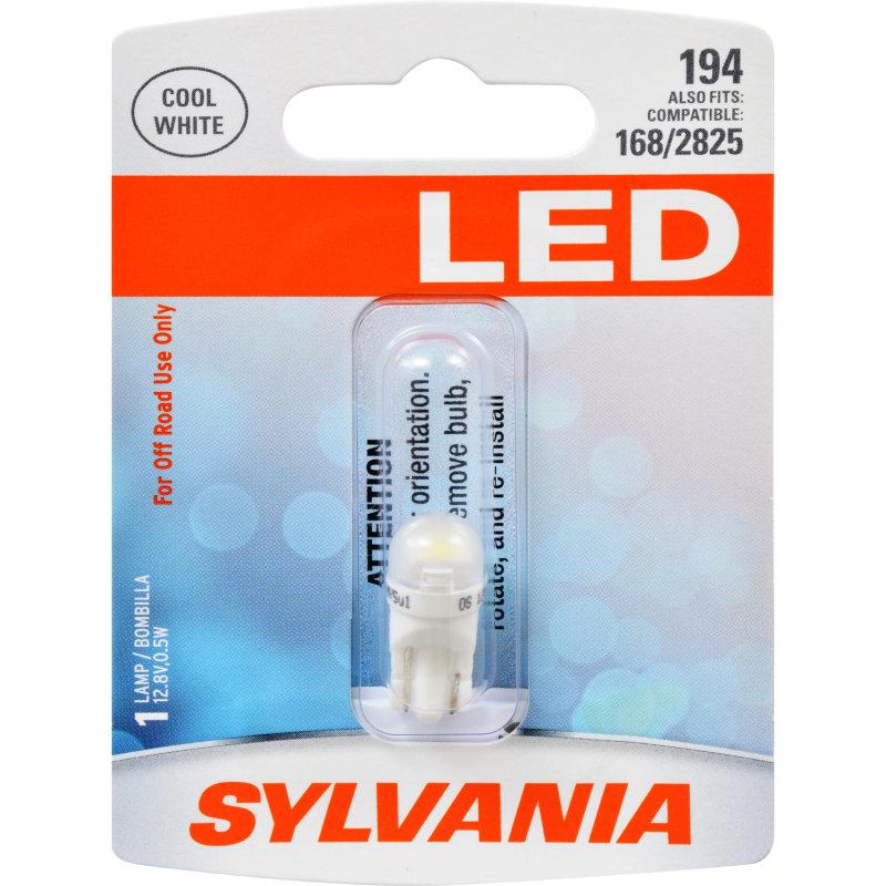 194 (WHITE) LED Bulb