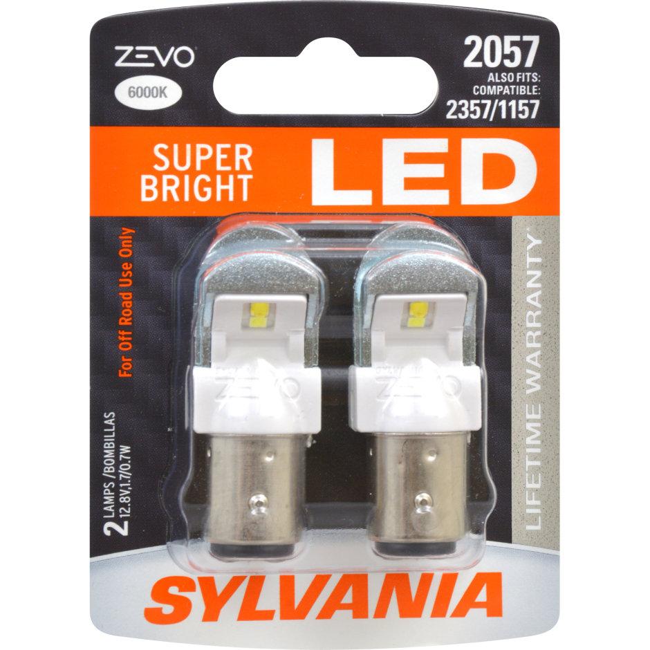 2057 (WHITE) LED Bulb - ZEVO