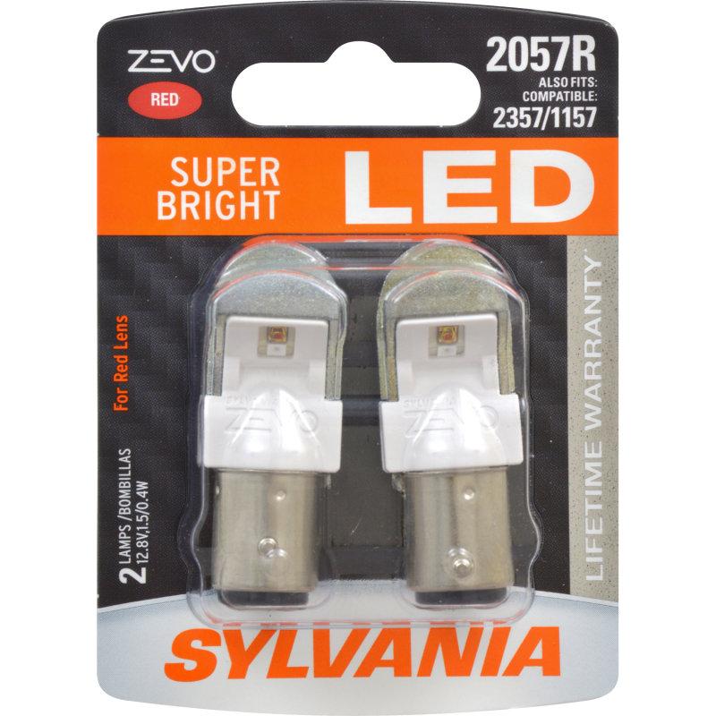 2057R (RED) LED Bulb - ZEVO
