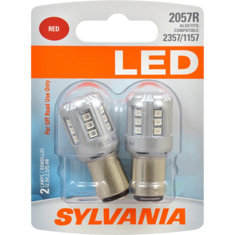 2057R (RED) LED Bulb