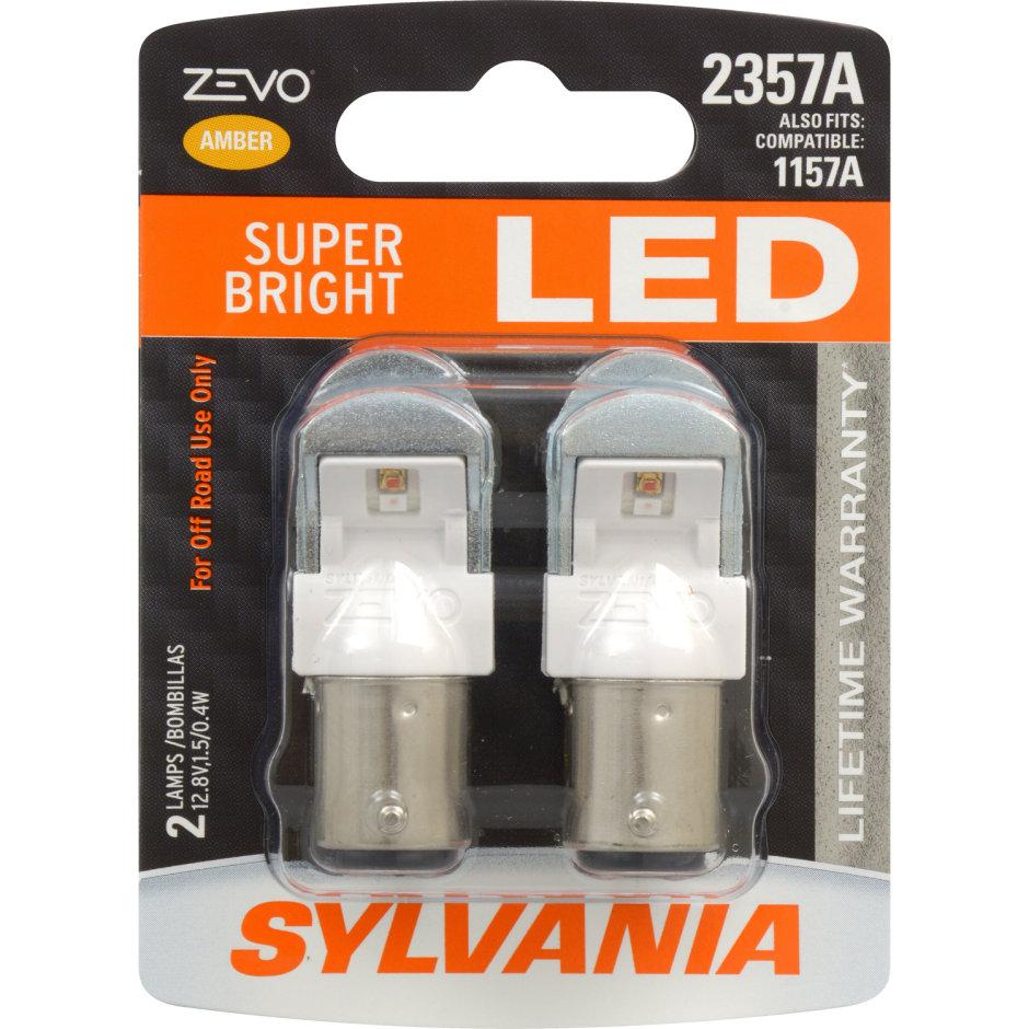 2357A (AMBER) LED Bulb - ZEVO