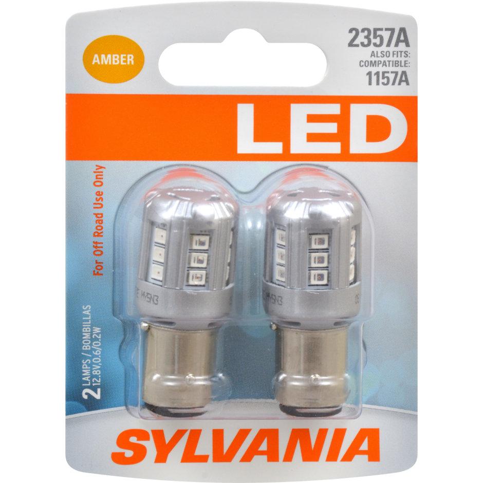 2357A (AMBER) LED Bulb