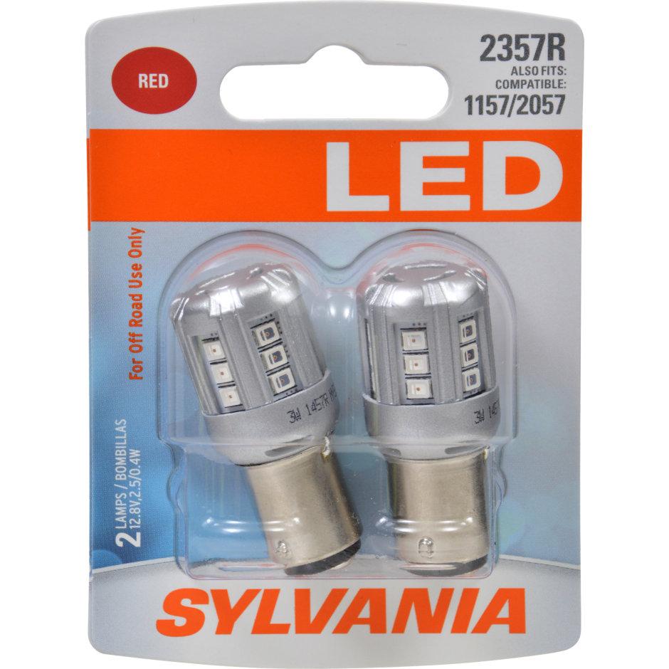 2357R (RED) LED Bulb