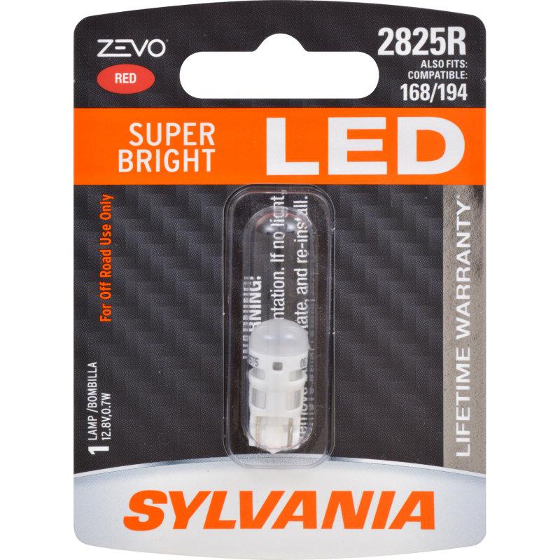 2825R (RED) LED Bulb - ZEVO