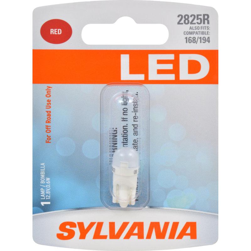 2825R (RED) LED Bulb
