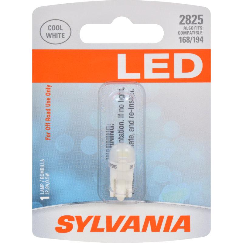 2825 (WHITE) LED Bulb