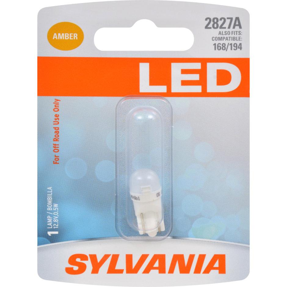 2827 (AMBER) LED Bulb