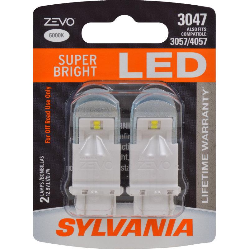 3047 (WHITE) LED Bulb - ZEVO