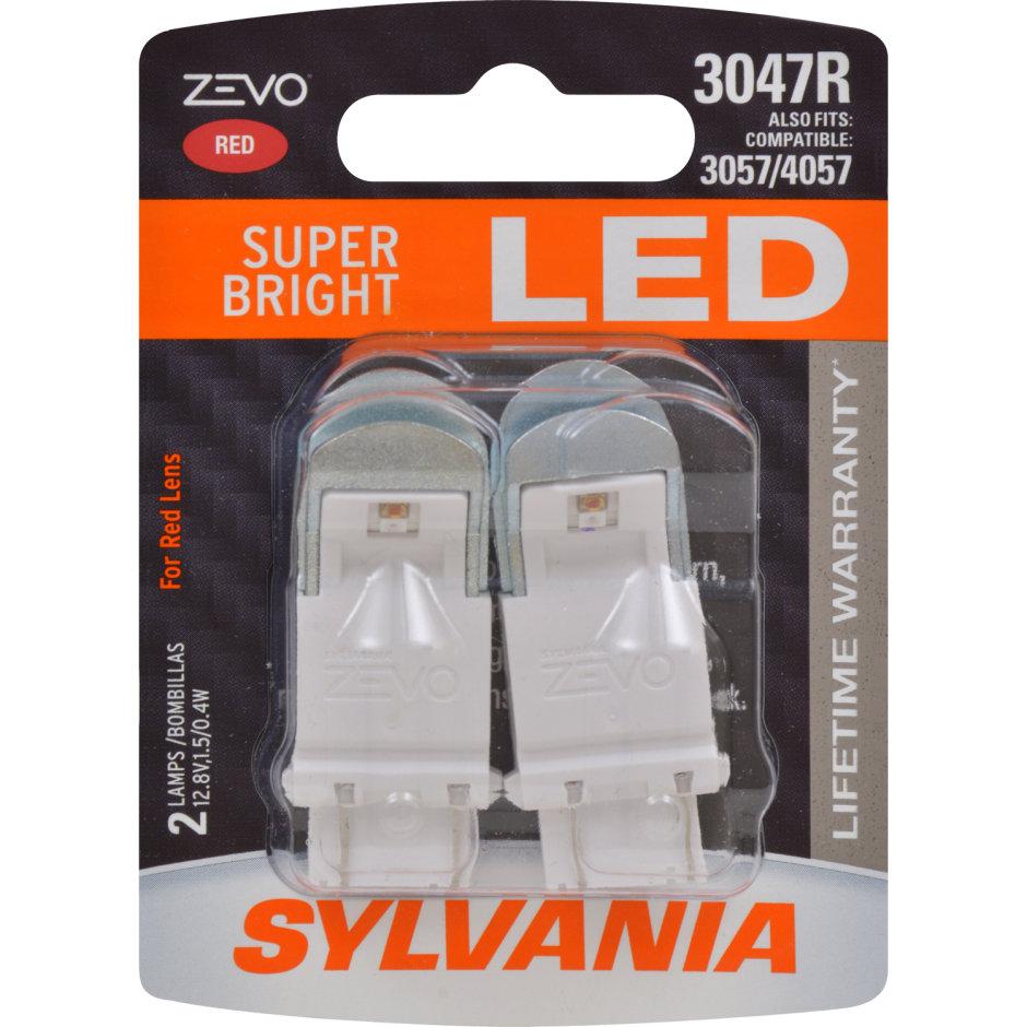 3047R (RED) LED Bulb - ZEVO