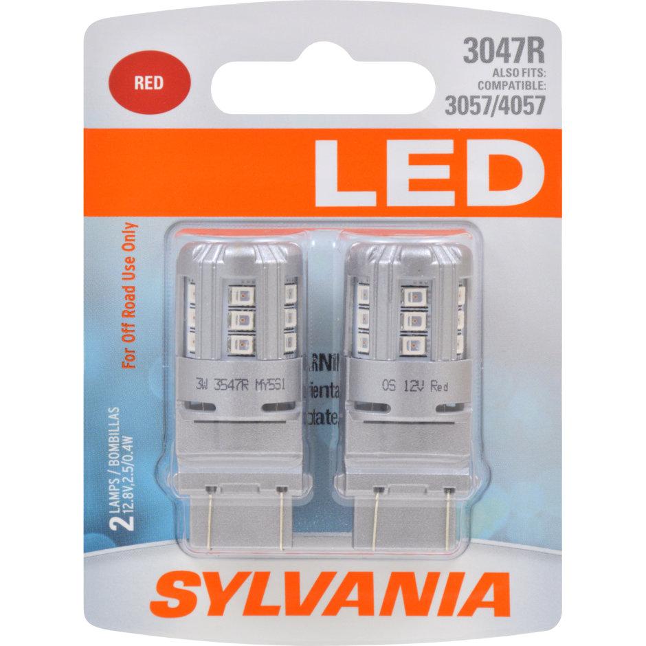 3047R (RED) LED Bulb
