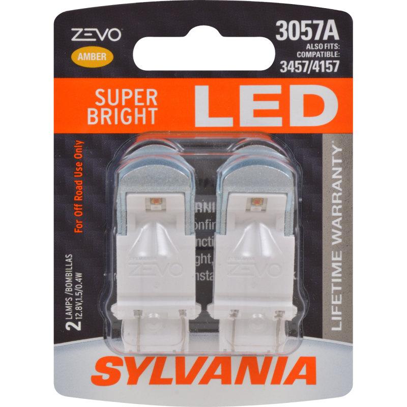3057A (AMBER) LED Bulb - ZEVO