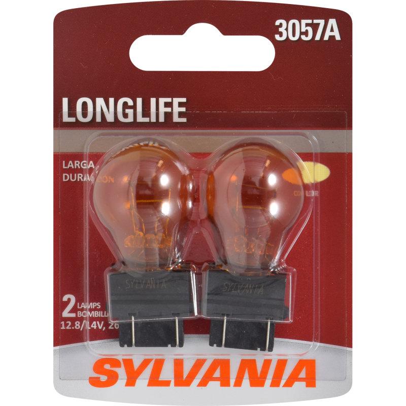 3057A (AMBER) Incandescent Bulb - LongLife