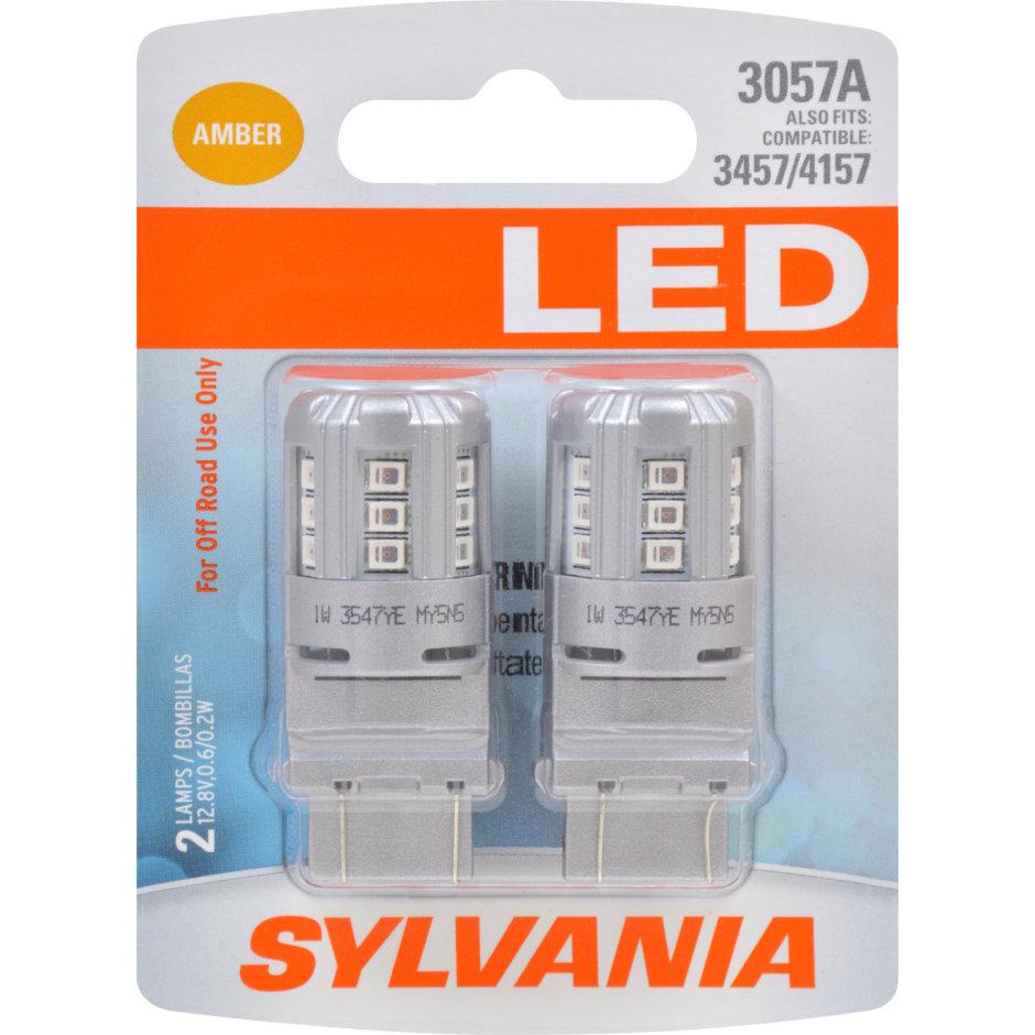 3057A (AMBER) LED Bulb