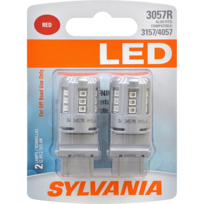 Bright Led Long Lasting Performance And Value Sylvania 3057r Syl Led Mini Bulb Sylvania