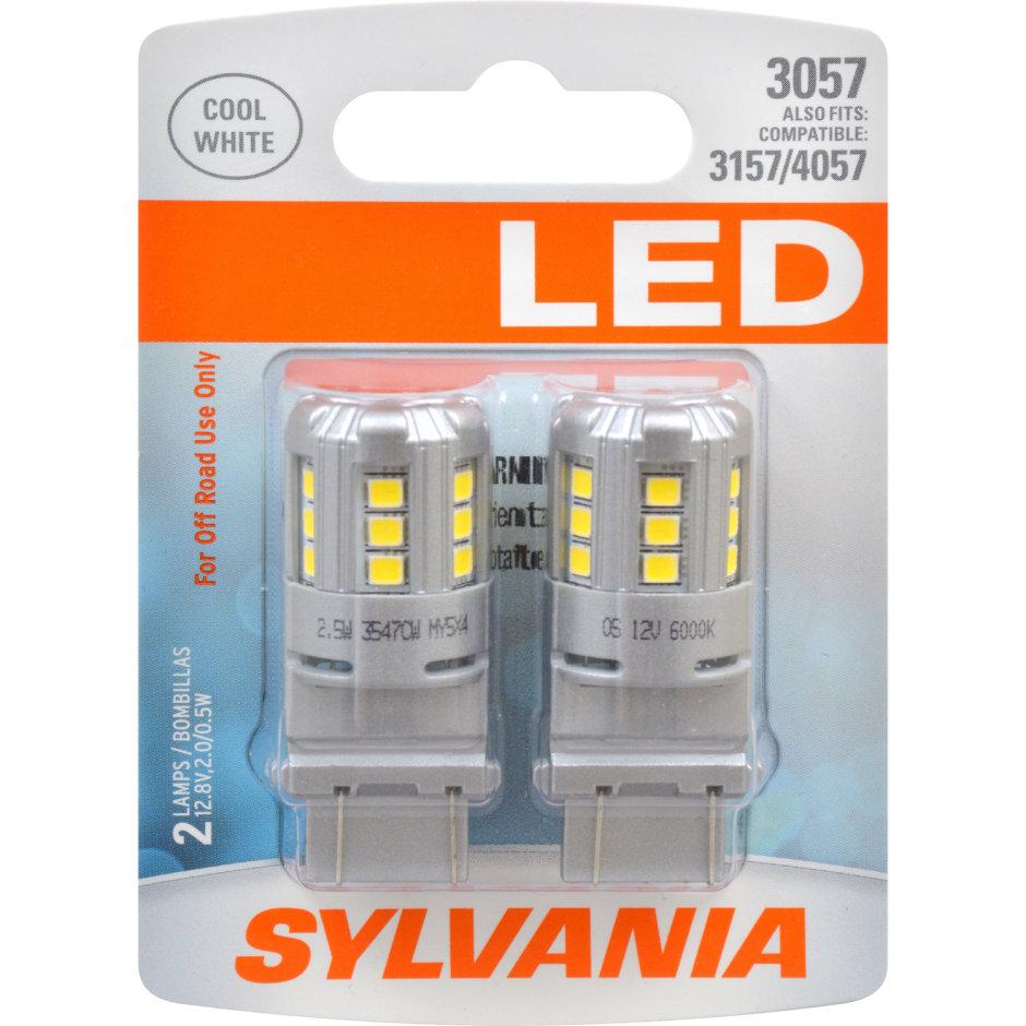 3057 (WHITE) LED Bulb