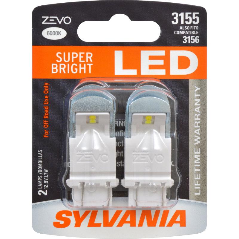 3155 (WHITE) LED Bulb - ZEVO