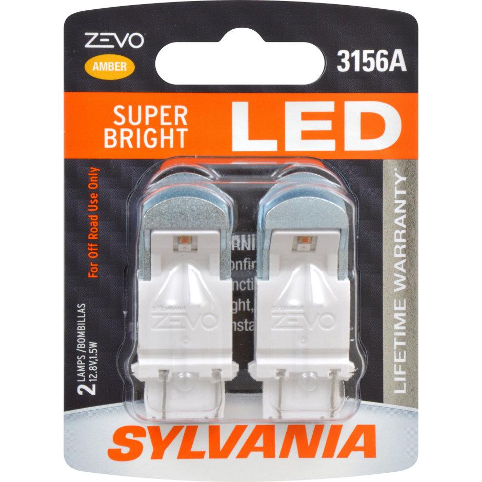 3156A (AMBER) LED Bulb - ZEVO