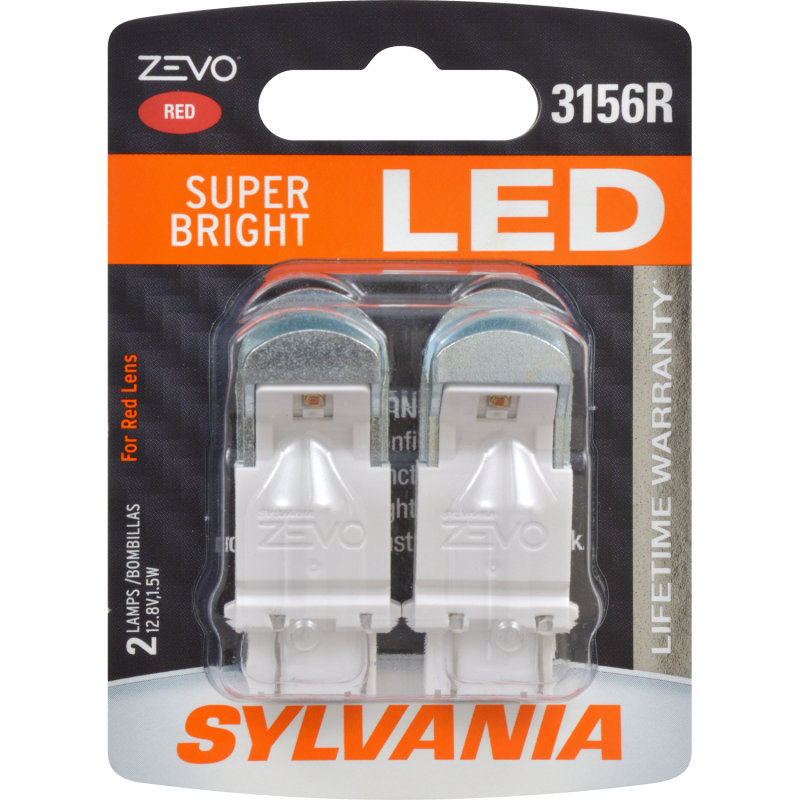 3156R (RED) LED Bulb - ZEVO