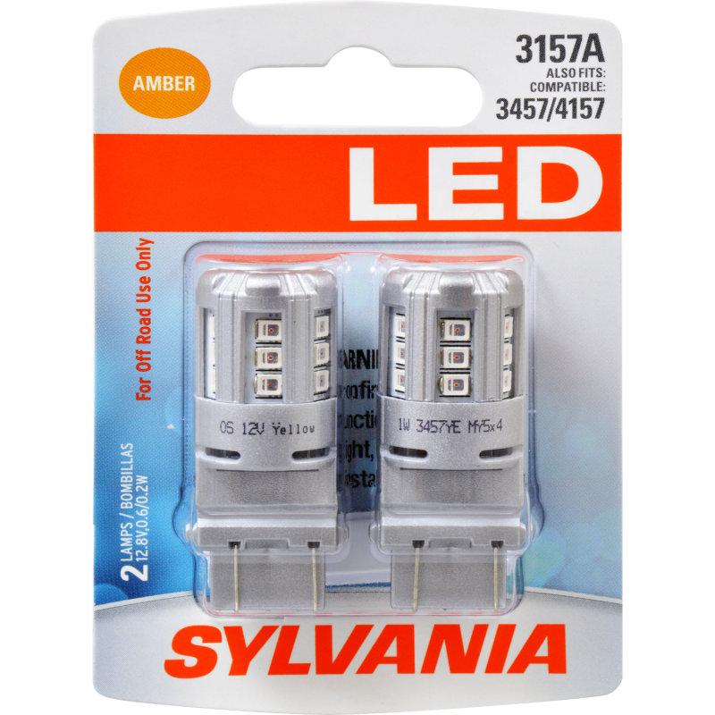 3157A (AMBER) LED Bulb