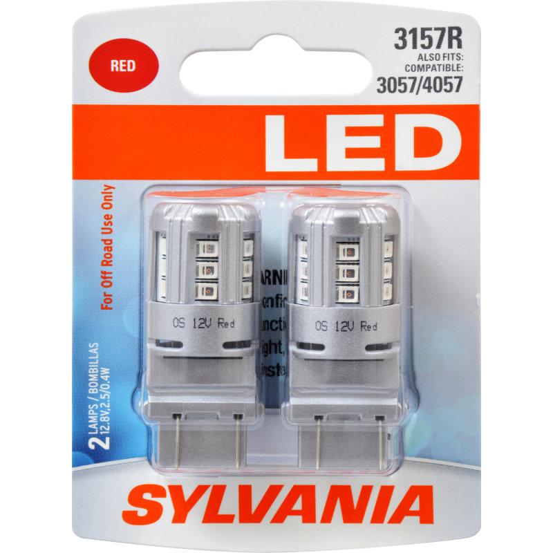3157R (RED) LED Bulb