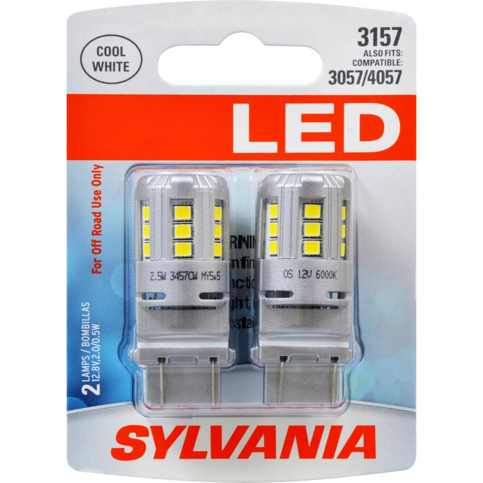 3157 (WHITE) LED Bulb