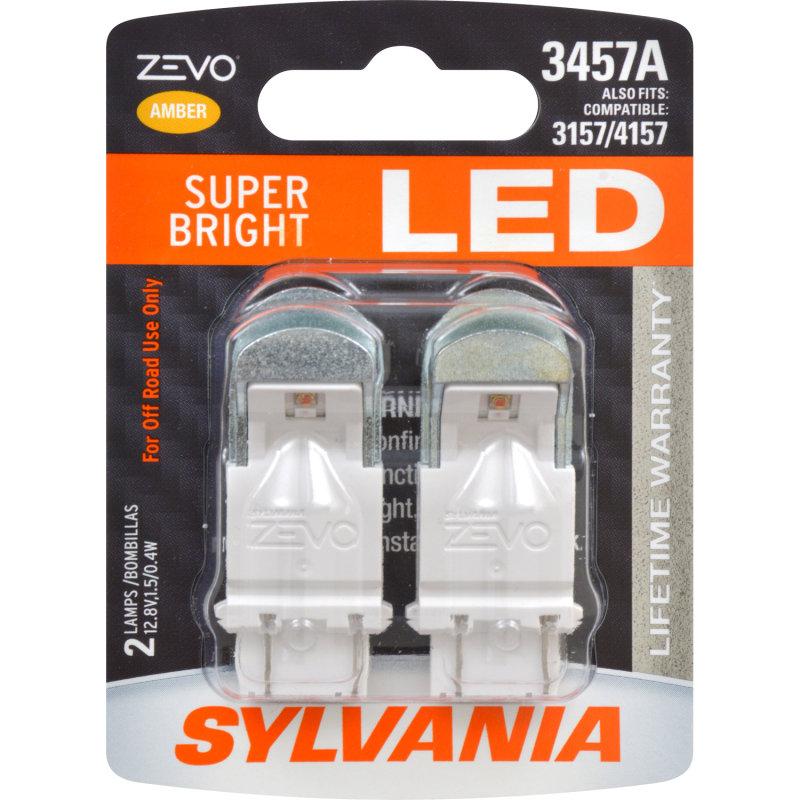 3457A (AMBER) LED Bulb - ZEVO