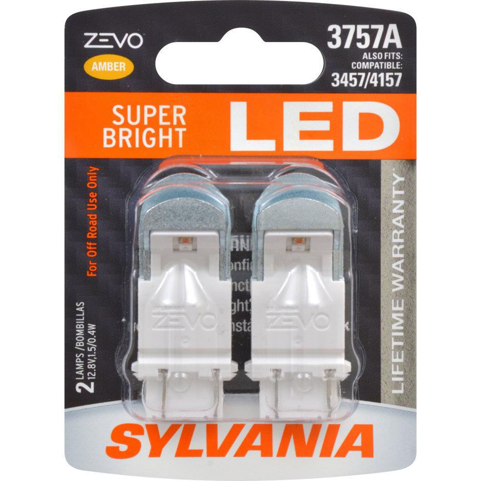 3757A (AMBER) LED Bulb - ZEVO