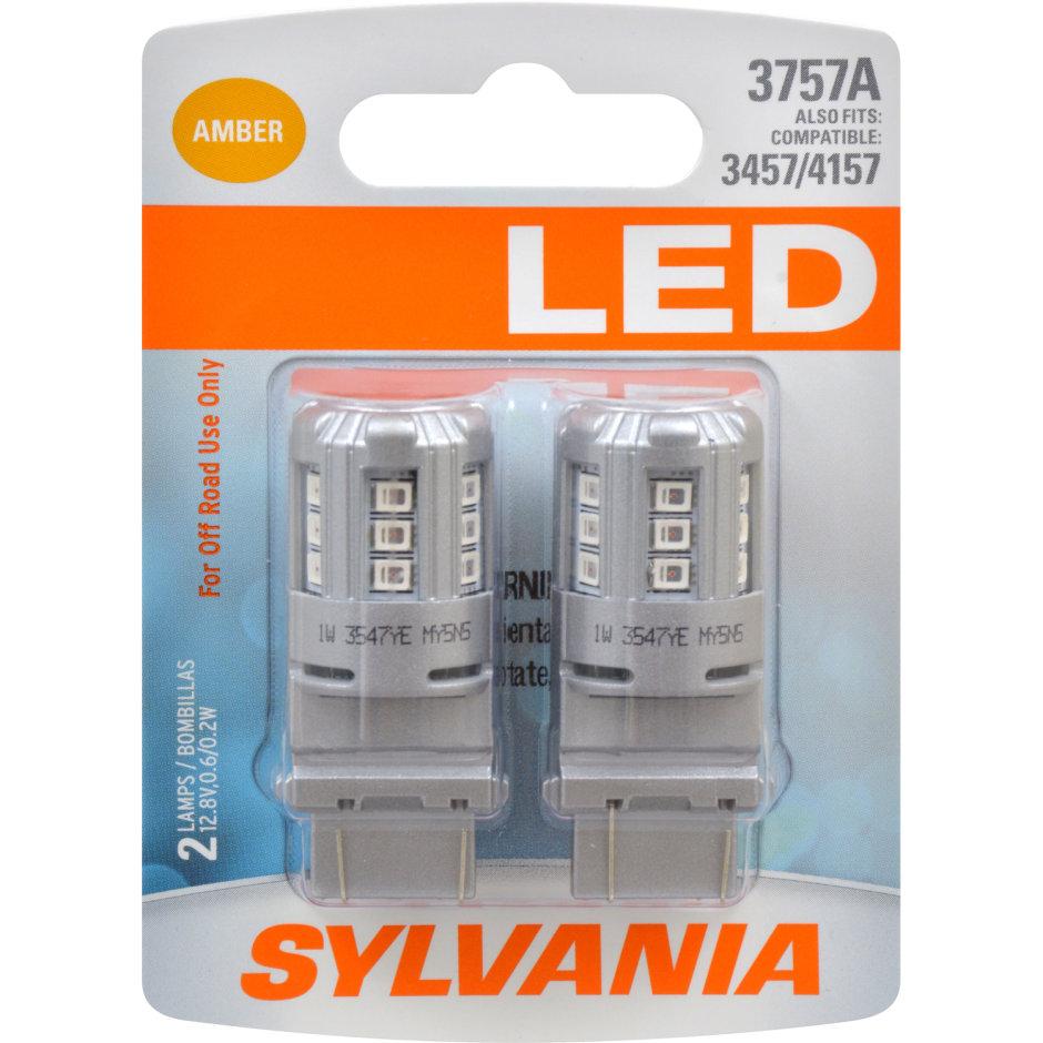 3757A (AMBER) LED Bulb