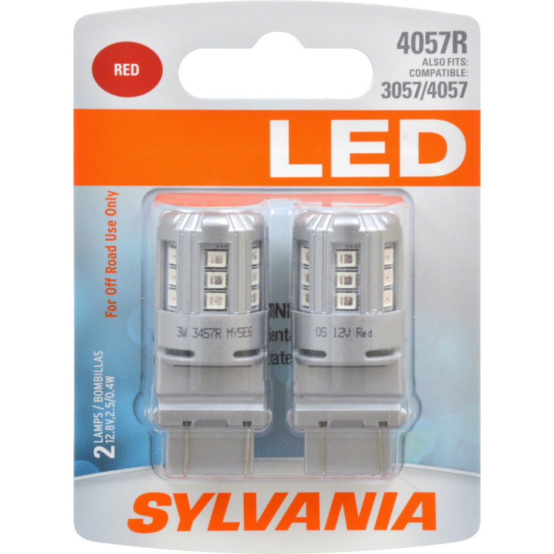 4057R (RED) LED Bulb