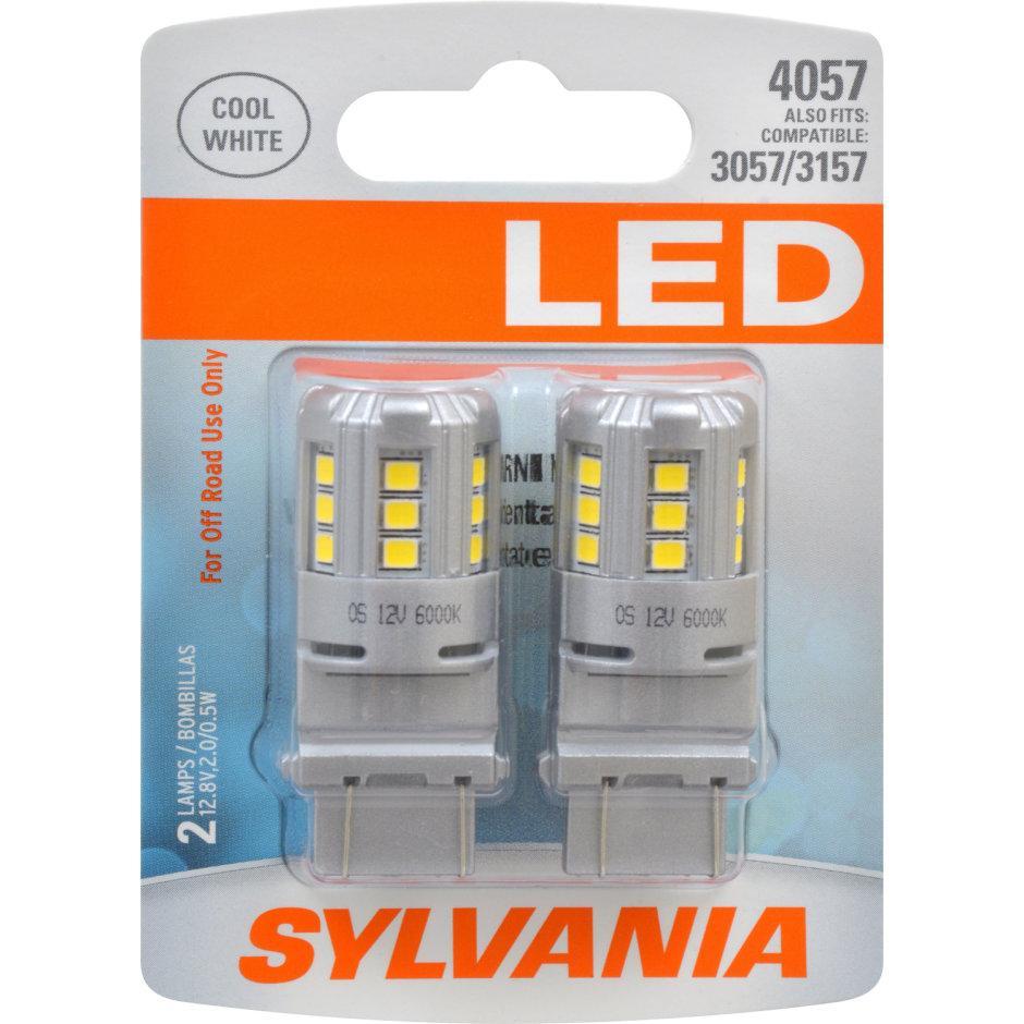 4057 (WHITE) LED Bulb